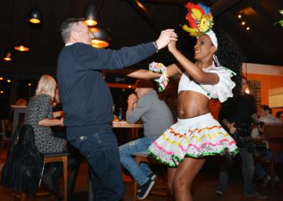 Cascara rodizio braziliaans dansen
